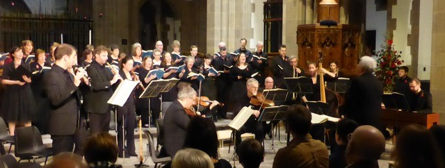 Bach B Minor Mass with English Touring Opera, November 2017